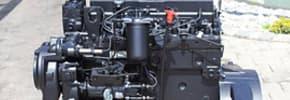 Двигатели для строительной техники