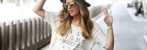 Женские футболки, топы