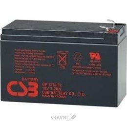 Аккумулятор для ИБП CSB GP1272 F2