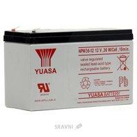 Аккумулятор для ИБП Аккумулятор для ИБП Yuasa NPW36-12