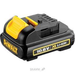 Аккумулятор, зарядное устройство для электроинструмента DeWalt DCB125