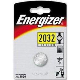 Батарейку, аккумулятор (AA/AAA/C/D) Energizer CR-2032 bat(3B) Lithium 1шт