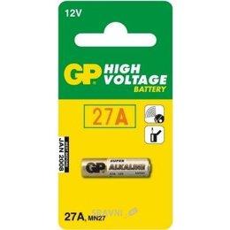 Батарейку, аккумулятор (AA/AAA/C/D) GP Batteries A27 bat(12В) Alkaline 1шт (27A)