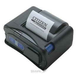 Принтер штрих кодов и наклеек Citizen CMP-30L (Label (USB, Serial))
