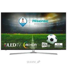 Телевизор Hisense H55U7A
