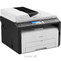 Принтер, копир, МФУ Ricoh Aficio SP 220SFNW