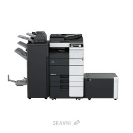Принтер, копир, МФУ Konica Minolta bizhub 458