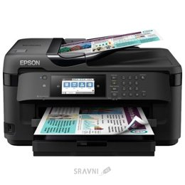 Принтер, копир, МФУ Epson WorkForce WF-7710DWF