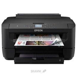 Принтер, копир, МФУ Epson WorkForce WF-7210DTW