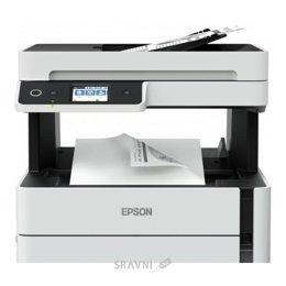 Принтер, копир, МФУ Epson EcoTank M3140