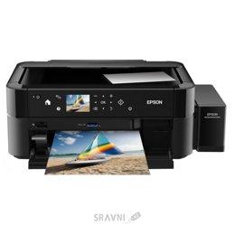 Принтер, копир, МФУ Epson L850