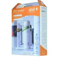 Картридж к фильтрам для воды Картридж для фильтра воды Atoll №206