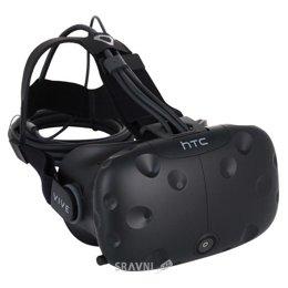 Очки и шлем виртуальной реальности HTC Vive (99HALN007-00)
