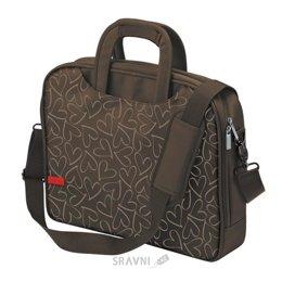 """Сумку, чехол, кейс для ноутбука Trust 15.6"""" Oslo Notebook Carry Bag-Brown (17040)"""