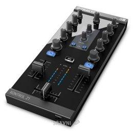 DJ оборудование Native Instruments Traktor Kontrol Z1