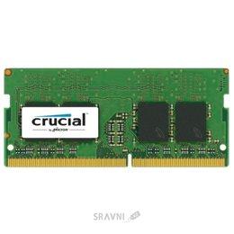 Модуль памяти для ПК и ноутбука Crucial 8GB SO-DIMM DDR4 2400MHz (CT8G4SFS824A)