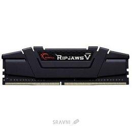 Модуль памяти для ПК и ноутбука G.skill  32GB DDR4 (2x16GB) 3200MHz Ripjaws V (F4-3200C16D-32GVK)