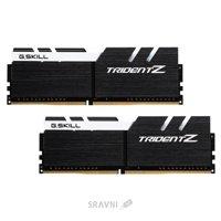 Модуль памяти для ПК и ноутбука Модуль памяти G.skill  F4-3200C15D-16GTZKW
