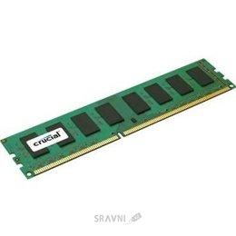Фото Crucial 4GB DDR3 1600MHz (CT51264BD160B)