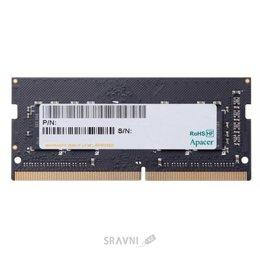 Модуль памяти для ПК и ноутбука Apacer 16GB (1x16GB) SODIMM DDR4 2400MHz (ES.16G2T.GFH)