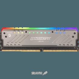 Модуль памяти для ПК и ноутбука Crucial 8GB DDR4 2666MHz Ballistix Tactical Tracer RGB (BLT8G4D26BFT4K)