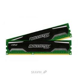 Модуль памяти для ПК и ноутбука Crucial 16GB (2x8GB) DDR3 1600MHz (BLS2CP8G3D1609DS1S00CEU)