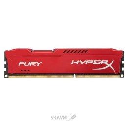Модуль памяти для ПК и ноутбука Kingston 8GB DDR3 1866MHz HyperX FURY (HX318C10FR/8)