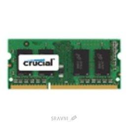 Модуль памяти для ПК и ноутбука Crucial 2GB DDR3L 1600MHz (CT25664BF160B)