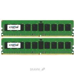 Модуль памяти для ПК и ноутбука Crucial CT2K8G4RFS4213