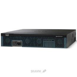 Коммутатор, концентратор, маршрутизатор Cisco 2911-WAASX-K9