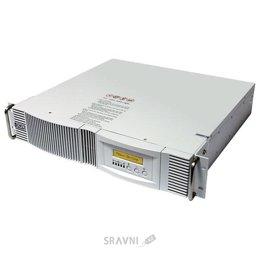 UPS (Система бесперебойного питания) Powercom VGD-1000 RM 1U
