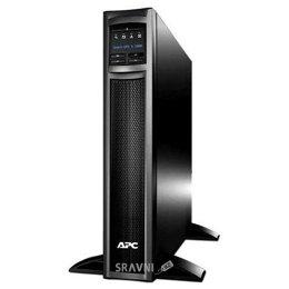 UPS (Система бесперебойного питания) APC Smart-UPS X 1000VA Rack/Tower LCD 230V