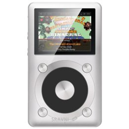 MP3 плеер (Flash,  HDD)  Fiio X1