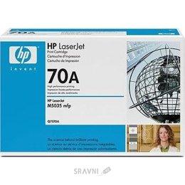 Картридж, тонер-картридж для принтера HP Q7570A