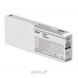 Картридж, тонер-картридж для принтера Epson C13T804700
