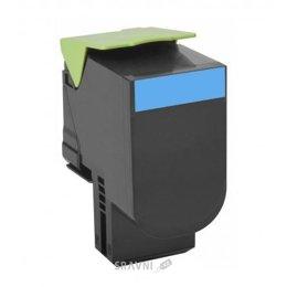 Картридж, тонер-картридж для принтера Lexmark 80C8HC0