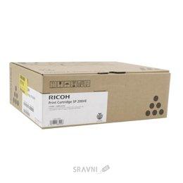 Картридж, тонер-картридж для принтера Ricoh 407262