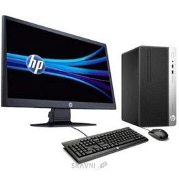 Настольный компьютер HP 400 G4 MT Bundle (1JJ57EA)