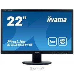 Монитор Iiyama ProLite E2282HS-B1