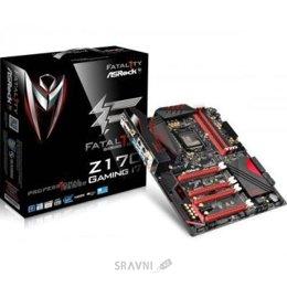 Материнскую плату ASRock Fatal1ty Z170 Professional Gaming i7