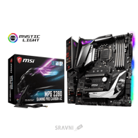 Фото MSI MPG Z390 GAMING PRO CARBON AC