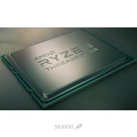 Фото AMD Ryzen Threadripper 1900X