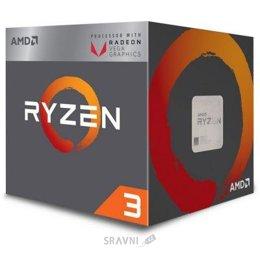 Фото AMD Ryzen 3 2200G