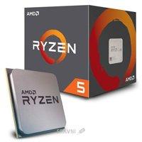 Фото AMD Ryzen 5 2600X