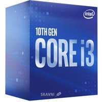Процессор Процессор Intel Core i3-10100