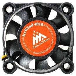 Систему охлаждения (вентиляторы, радиаторы, кулеры) GlacialTech IceWind 4010