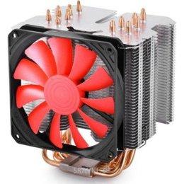 Систему охлаждения (вентиляторы, радиаторы, кулеры) DeepCool Lucifer K2