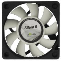 Систему охлаждения (вентилятор, кулер) GELID Solutions Silent 6