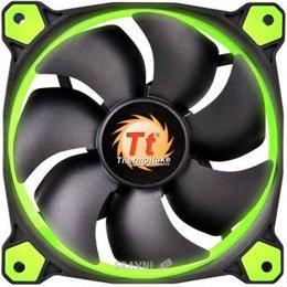 Систему охлаждения (вентилятор, кулер) Thermaltake Riing 12 Green  LED (CL-F038-PL12GR-A)