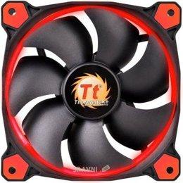 Систему охлаждения (вентиляторы, радиаторы, кулеры) Thermaltake Riing 14 Red  LED (CL-F039-PL14RE-A)